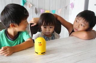 我が家にClova Friends miniがやってきた!の写真・画像素材[1320208]