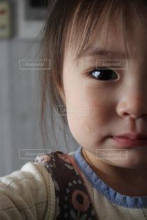 泣き顔末っ子ちび子の写真・画像素材[1788641]