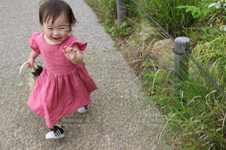 末っ子のお散歩...♪*゚の写真・画像素材[2260971]