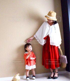 末っ子と親子ーデ...♪*゚の写真・画像素材[2364229]