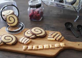大好きな手作りクッキー保管にも◎の写真・画像素材[2861887]