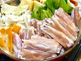 食べ物で満たされたプラスチック容器の写真・画像素材[3964132]