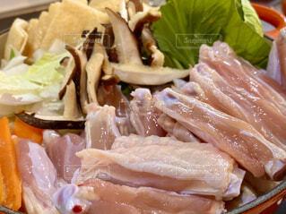 食べ物の皿の写真・画像素材[3964147]