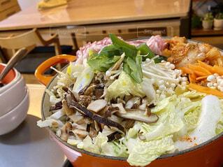キムチ鍋の写真・画像素材[3984271]