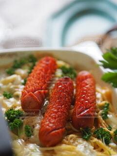 食べ物,風景,食事,ディナー,テーブル,野菜,ソーセージ,ブランチ,グラタン,ジョンソンヴィル,グラタンパスタ