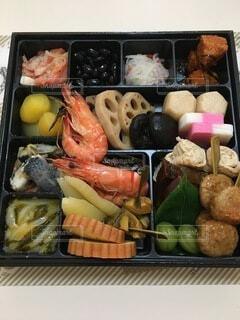 おせち料理の写真・画像素材[4186986]