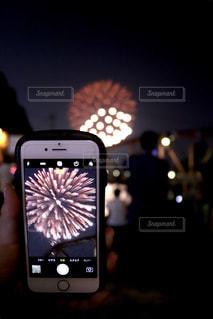 花火大会の写真・画像素材[1346023]
