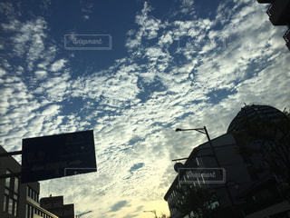 唐人町の夕焼けの写真・画像素材[1294173]