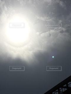 太陽,秋空