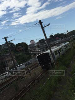 空,秋空,北九州,ワンマン電車