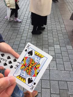 マジシャンの手の写真・画像素材[1871498]