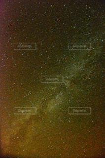天の川の写真・画像素材[1290918]