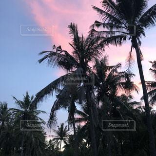 海,空,夕日,海外,ビーチ,島,sunset,サンセット,バリ島,インドネシア,コットンキャンディ,ギリ島