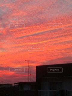 夕日の写真・画像素材[1283309]