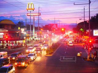空,夕日,フィリピン