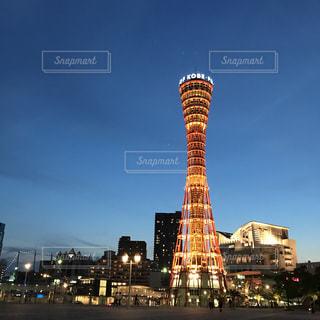市の塔の写真・画像素材[1313141]