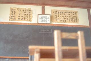 学校,黒板,教室,勉強,小豆島,廃校,勉強机,二十四の瞳映画村