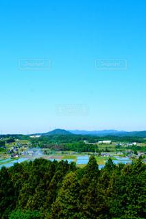 農村景観日本一の風景の写真・画像素材[2236459]