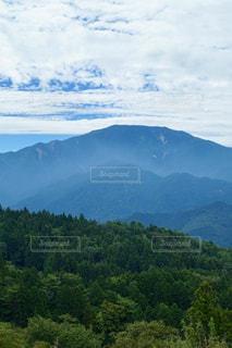 恵那山遠望の写真・画像素材[2413581]