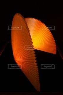 室内,オレンジ,光,芸術,書類,和風,伝統,紙,和紙,あかり,美濃