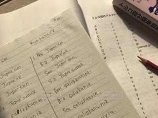 はじめてのトルコ語学習の写真・画像素材[1312769]