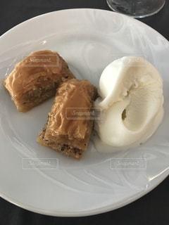 トルコ料理のデザートの写真・画像素材[1374217]