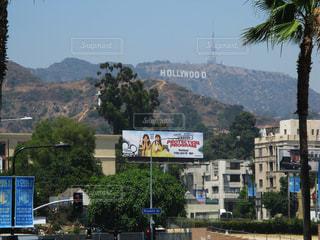 ハリウッドの風景の写真・画像素材[1852236]