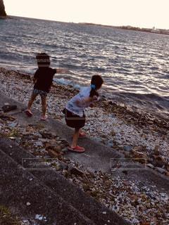 海,女の子,楽しい,ナチュラル,フィルム,4歳,フィルム写真,6歳,フィルムフォト,大きな海