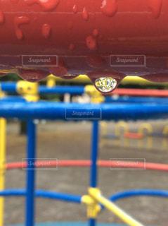 雨上がりの公園の写真・画像素材[2131830]