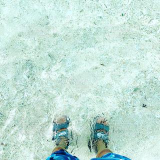 沖縄の砂浜の写真・画像素材[2369442]
