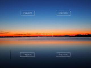 夕暮れの写真・画像素材[1310014]