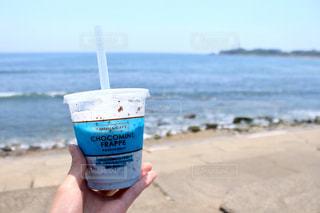 海,ブルー,夏休み,チョコミント,夏バテ,熱中症,フォトジェニック,熱中症対策