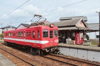 銚子電鉄の写真・画像素材[1410194]