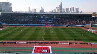 サッカー,国立競技場,天皇杯