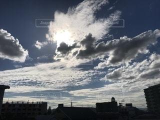 梅雨明けの空