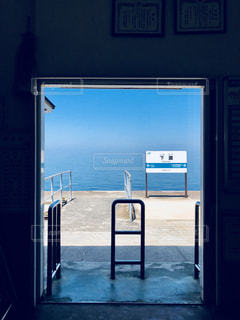 下灘駅の写真・画像素材[1324041]