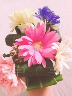 小さな花束の写真・画像素材[1385693]