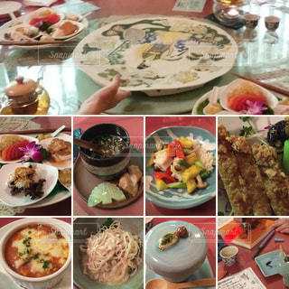 食べ物,食事,本,楽しい,デザート,テーブル,皿,庭園,中華,古民家,美味しい,熱々,鎌倉,素敵,お腹いっぱい,杏仁,満腹,おもてなし,食欲の秋,お品書き,料理人,身体に優しい,一軒家レストラン,お代わり,異なる,これ以上無理,今年の秋最後,凛林,精進中華,絶品杏仁,長月メニュー,アイアンシェフ