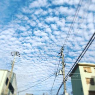 秋,うろこ雲,秋空