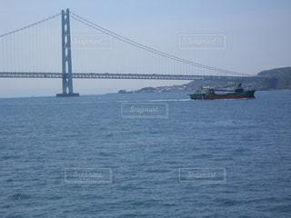 明石海峡大橋の写真・画像素材[1316033]