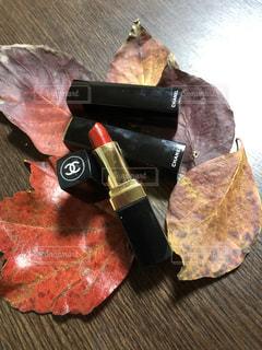 枯れ葉,美容,リップ,コスメ,化粧品