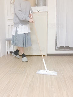 お掃除の写真・画像素材[1499308]