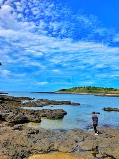 海と空の写真・画像素材[2342511]