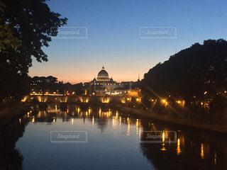 夕日,ローマ,ヨーロッパ,イタリア,サンセット,海外旅行