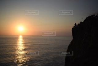 空,夕日,夕陽,バリ島,インドネシア