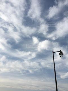 雲のダンスの写真・画像素材[1431031]