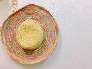 カラフルな帽子の写真・画像素材[1326854]