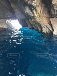 青の洞門の写真・画像素材[2329634]