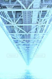 海,建物,橋,白,ブリッジ,明石大橋,フォトジェニック,レジャー・趣味,色・表現