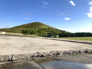 モエレ山の写真・画像素材[1368441]